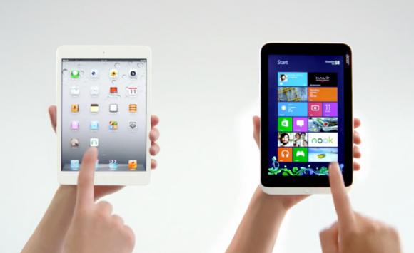 Acer_Iconia_W3_vs._iPad_Mini-580x355